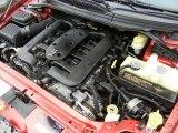 2001 Chrysler 300 Engines