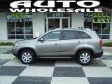 2012 Titanium Silver Kia Sorento LX #71132357