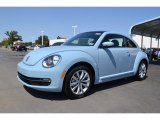 2013 Denim Blue Volkswagen Beetle TDI #71132324