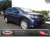 2012 Twilight Blue Metallic Honda CR-V EX #71131921