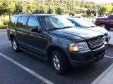 2003 Aspen Green Metallic Ford Explorer XLT 4x4 #71132529