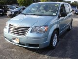2010 Clearwater Blue Pearl Chrysler Town & Country LX #71131908
