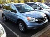 2011 Glacier Blue Metallic Honda CR-V SE 4WD #71132511