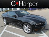 2011 Ebony Black Ford Mustang GT Premium Coupe #71131903