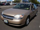 2005 Light Driftwood Metallic Chevrolet Malibu LS V6 Sedan #71131897