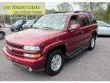 2005 Sport Red Metallic Chevrolet Tahoe Z71 4x4 #71131870