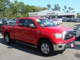 2010 Salsa Red Pearl Toyota Tundra Double Cab 4x4 #71132194