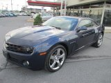 2010 Imperial Blue Metallic Chevrolet Camaro LT/RS Coupe #71194139