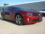 2010 Red Jewel Tintcoat Chevrolet Camaro SS/RS Coupe #71194128