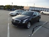 2013 Black Diamond Tricoat Cadillac ATS 2.5L Luxury #71194115