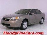 2007 Amber Bronze Metallic Chevrolet Malibu LT Sedan #544150