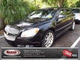 2008 Black Granite Metallic Chevrolet Malibu LTZ Sedan #71193932