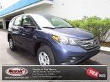 2013 Twilight Blue Metallic Honda CR-V LX AWD #71193931