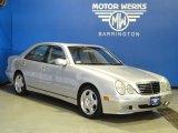 2000 Mercedes-Benz E 430 Sedan