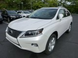 2013 Lexus RX 350 Data, Info and Specs