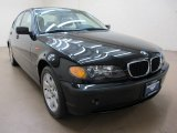 2005 Jet Black BMW 3 Series 325xi Sedan #71193915