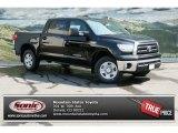 2013 Black Toyota Tundra CrewMax 4x4 #71193899
