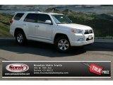 2013 Blizzard White Pearl Toyota 4Runner SR5 4x4 #71193889