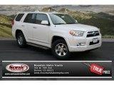 2013 Blizzard White Pearl Toyota 4Runner SR5 4x4 #71193886