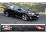 2012 Attitude Black Metallic Toyota Camry SE #71193869