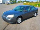 2005 Medium Gray Metallic Chevrolet Malibu LS V6 Sedan #71194170