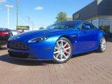 Aston Martin V8 Vantage 2012 Data, Info and Specs