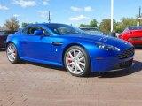 Aston Martin V8 Vantage Data, Info and Specs