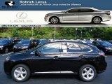 2013 Stargazer Black Lexus RX 350 AWD #71227338