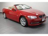 2012 Crimson Red BMW 3 Series 328i Convertible #71227532