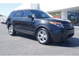 2013 Tuxedo Black Metallic Ford Explorer Limited #71227287