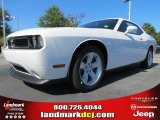 2013 Bright White Dodge Challenger SXT #71227278