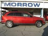 2004 Deep Molten Red Pearl Chrysler Pacifica AWD #71227271