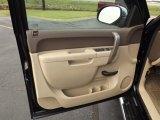 2013 Chevrolet Silverado 1500 LT Crew Cab Door Panel
