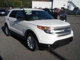 2011 White Platinum Tri-Coat Ford Explorer XLT 4WD #71227729