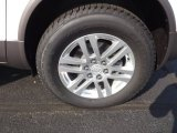 Buick Enclave 2012 Wheels and Tires