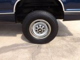 Chevrolet C/K 2500 1996 Wheels and Tires