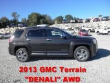 2013 Iridium Metallic GMC Terrain Denali AWD #71227714