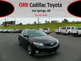 2012 Attitude Black Metallic Toyota Camry SE #71227479