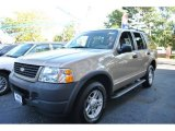 2003 Harvest Gold Metallic Ford Explorer XLS 4x4 #71227693