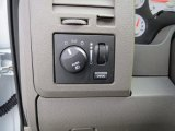 2008 Dodge Ram 1500 SXT Mega Cab Controls