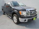 2010 Tuxedo Black Ford F150 Lariat SuperCrew #71227396
