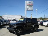 2011 Black Jeep Wrangler Rubicon 4x4 #71227359
