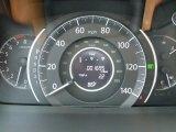2012 Honda CR-V EX-L 4WD Gauges