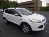 2013 Oxford White Ford Escape SE 1.6L EcoBoost 4WD #71275027