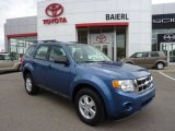 2009 Sport Blue Metallic Ford Escape XLS #71275674