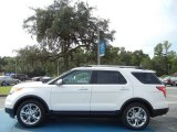 2013 Ford Explorer Limited EcoBoost Exterior