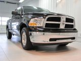 2012 Black Dodge Ram 1500 SLT Quad Cab 4x4 #71275337