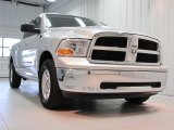 2012 Bright Silver Metallic Dodge Ram 1500 SLT Quad Cab 4x4 #71275336