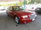 2008 Inferno Red Crystal Pearl Chrysler 300 C HEMI Heritage Edition #71275326