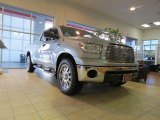 2012 Silver Sky Metallic Toyota Tundra Texas Edition Double Cab #71274960